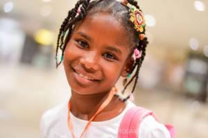 Saharaui niña