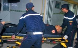Agentes Marroquíes intoxicados