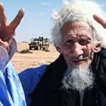 anciano saharaui