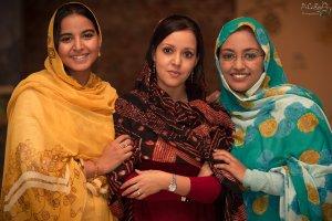 mujeres saharauis guapas