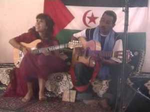 musica saharaui