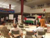 activistas en Malaga