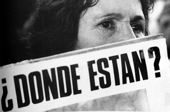 Desaparecidos Imagen de Chile