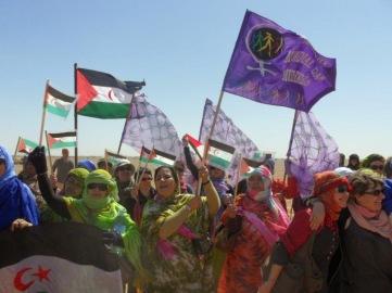 Marcha al Muro de la vergüenza 2012