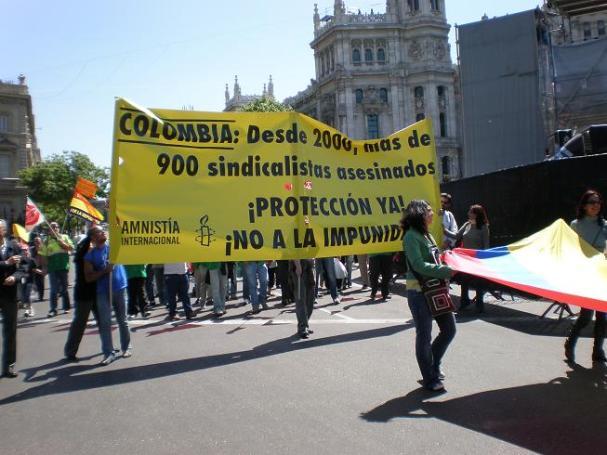 sindicalistas Colombia1