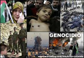genocidio palestino