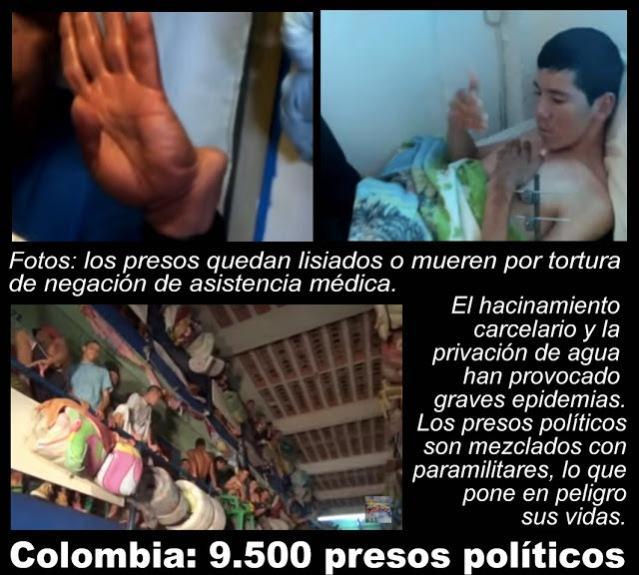 Colombia PP cárceles