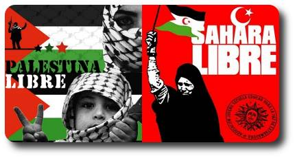 Palestina Sáhara