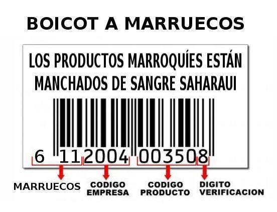 Boicot a Marruecos