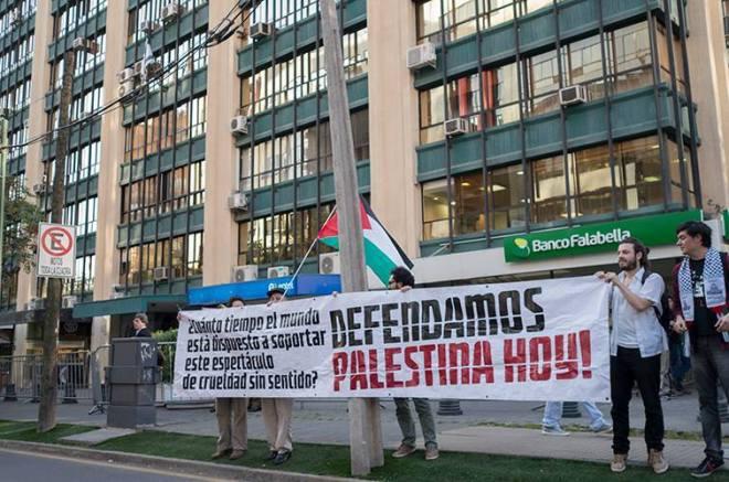 Palestina hoy defendamos