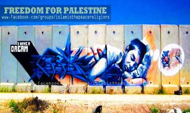 Freedom for Palestine