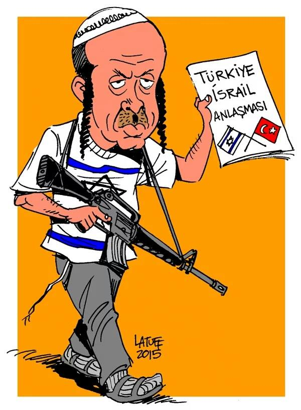 kurdos turquía israel