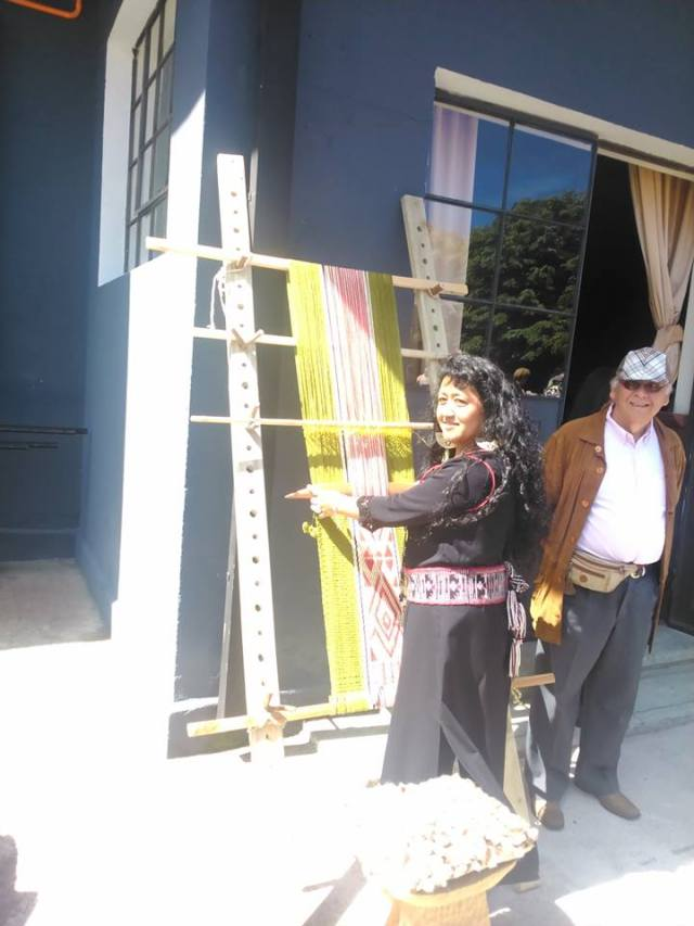 lemun arte mapuche