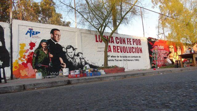 Mural Camilo MRP Y UMLEM1