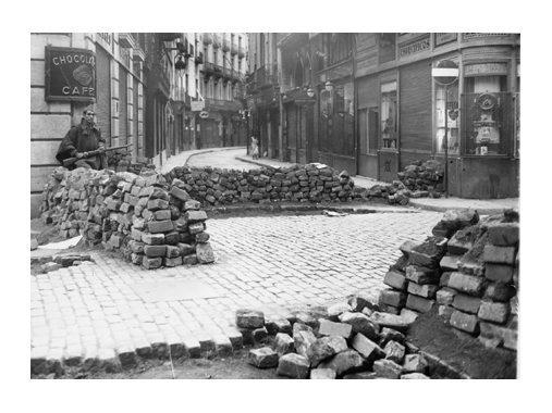 Barricades (6 d'octubre)