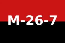 bandera del 26 de julio