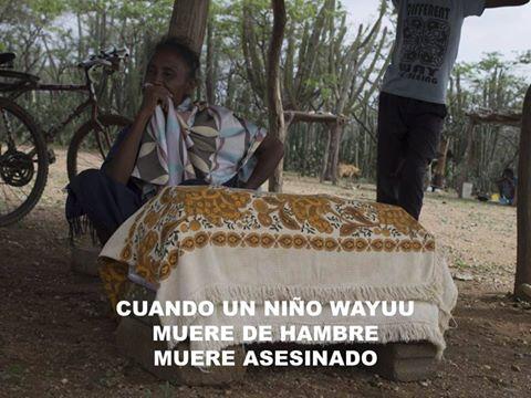 niño wayuu asesinado