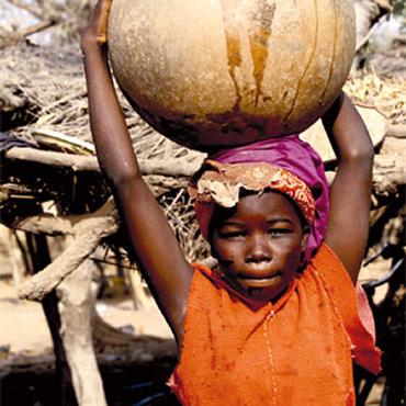 trabajo infantil en Africa