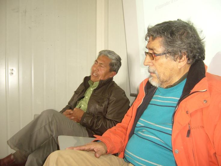 guillermo-lincolao-y-pablo-vira-en-clase-magistral-sobre-cultura-mapuche-2012
