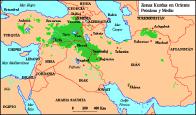 kurdistan-mapa