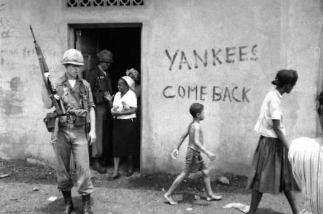 invasión rep. Dominicana 1965
