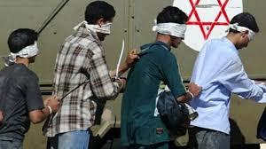 palestinos encacelados